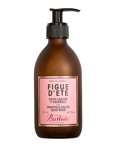 Figue d'Ete Provence Liquid Hand Wash, 10 oz./ 300 mL