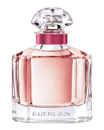 Mon Guerlain Bloom of Rose Eau de Toilette Spray, 3.4 oz./ 100 mL