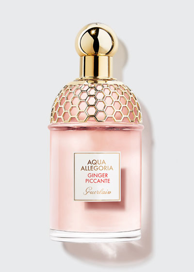 Aqua Allegoria Ginger Piccante Eau de Toilette Spray, 4.2 oz./ 125 mL