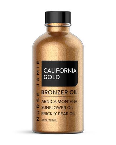 California Gold Bronzer Oil, 30 mL