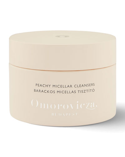 Peachy Micellar Cleansers, 60 Pads