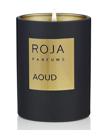 Aoud Candle, 7.8 oz./ 220 g