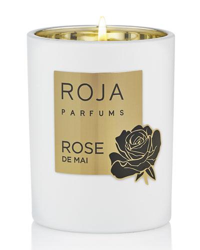 Rose De Mai Candle, 7.8 oz./ 220 g