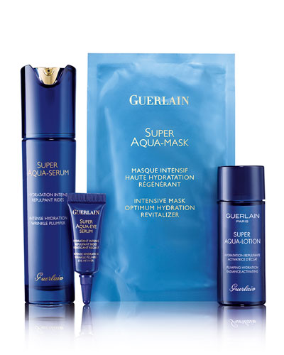 Super Aqua Serum Set ($252 Value)
