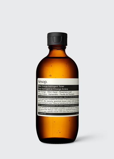 Bitter Orange Astringent Toner, 6.7 oz./ 200 mL