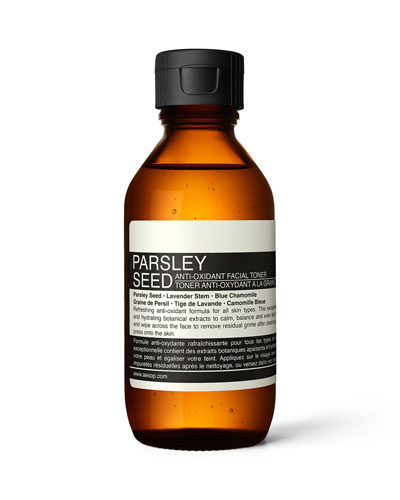 Parsley Seed Anti-Oxidant Facial Toner, 3.4 oz./ 100 mL