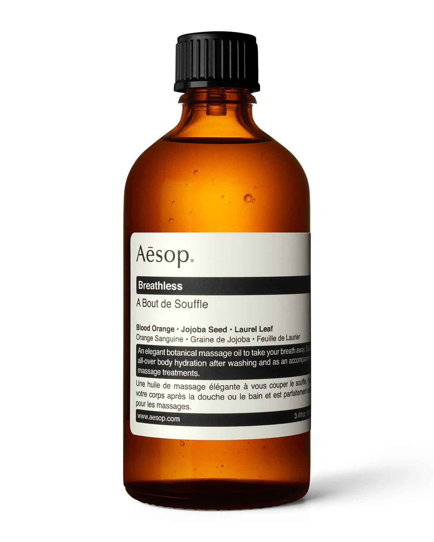 Aesop BREATHLESS - A BOUT DE SOUFFLE, 3.4 OZ./ 100 ML