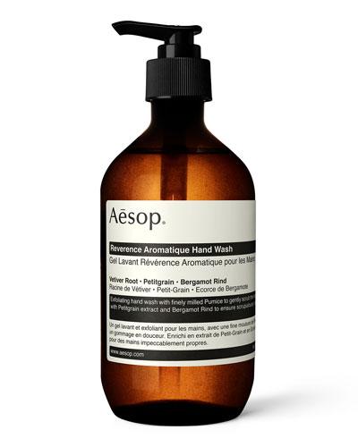 Reverence Aromatique Hand Wash, 16.9 oz./ 500 mL