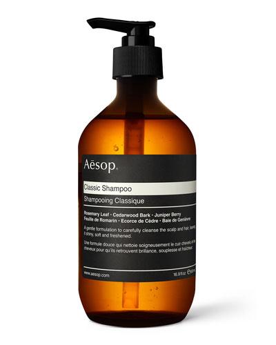 Classic Shampoo, 16.9 oz. /  500 mL