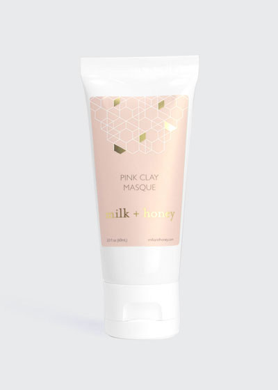 Pink Clay Masque, 2 oz / 60 ml