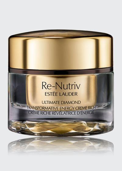 Re-Nutriv Ultimate Diamond Transformative Energy Creme Rich, 1.7 oz./ 50 mL