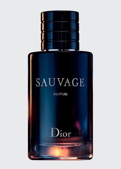 Sauvage Parfum, 3.4 oz. / 100 mL