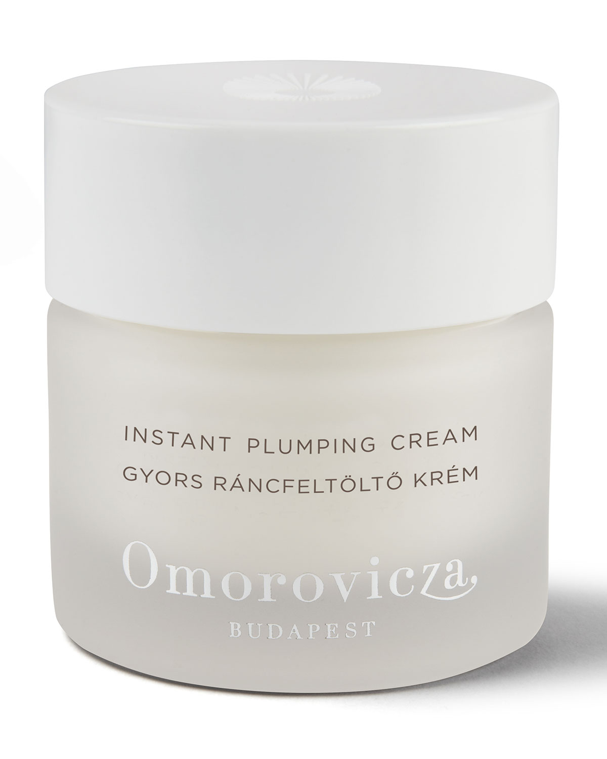 Omorovicza INSTANT PLUMPING CREAM, 1.7 OZ./ 50 ML