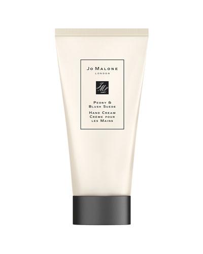 Peony & Blush Suede Hand Cream, 1.7 oz./ 50 mL