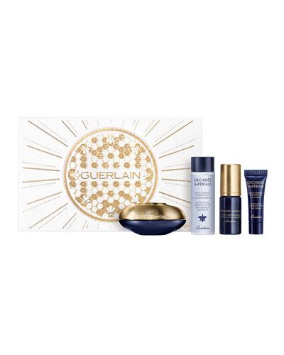 Orchidee Imperiale Anti-Aging Eye & Lip Cream Value Set ($324 Value)