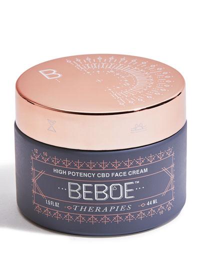High Potency CBD Face Cream, 1.5 oz. / 44 ml