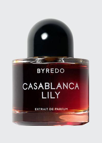 Casablanca Lily Night Veils Eau de Parfum, 1.7 oz./ 50 mL