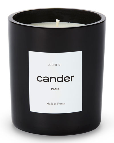 Scent 01 Candle, 8.8 oz./ 250 g