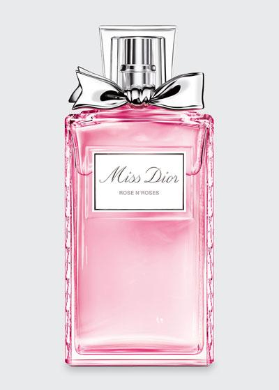 3.4 oz. Miss Dior Rose N'Roses Eau de Toilette