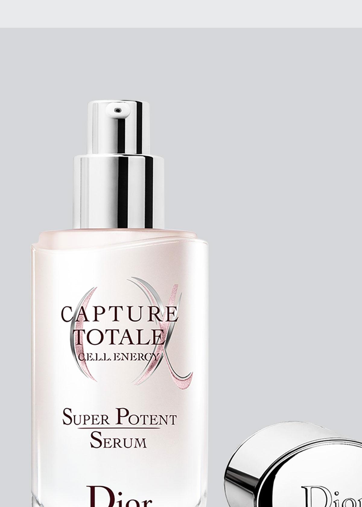 Dior CAPTURE TOTALE C.E.L.L. ENERGY SUPER POTENT AGE-DEFYING INTENSE SERUM, 1.0 OZ. / 30 ML
