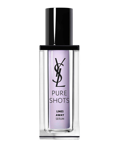 Pure Shots Lines Away Anti-Aging Serum, 30ML