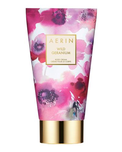 5 oz. Aerin Wild Geranium Body Cream