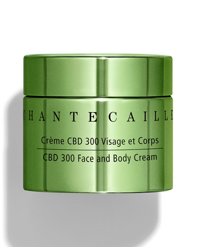 CBD 300 Face and Body Cream, 1.7 oz. / 50 mL