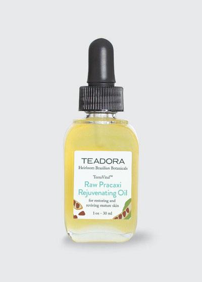 TerraVital Raw Pracaxi Rejuvenating Oil, 1 oz./ 30 mL