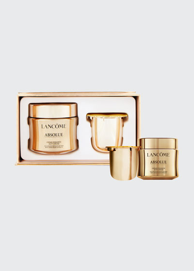 Absolue Soft Cream Jumbo Set, 2 x 2 oz./ 60 mL