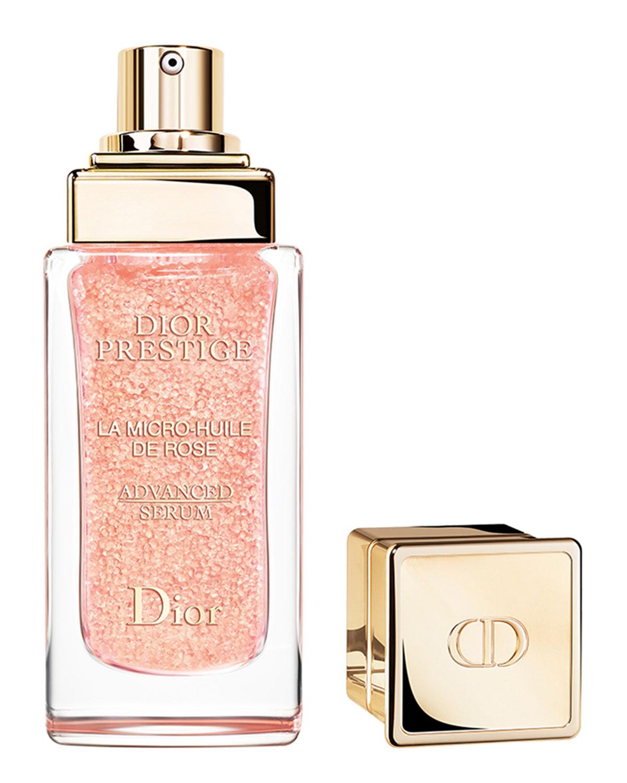 Dior 1 OZ. LA MICRO-HUILE DE ROSE ADVANCED SERUM AGE-DEFYING FACE SERUM