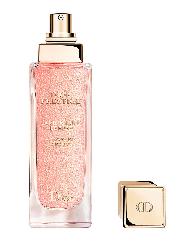 Dior 2.5 OZ. LA MICRO-HUILE DE ROSE ADVANCED SERUM AGE-DEFYING FACE SERUM