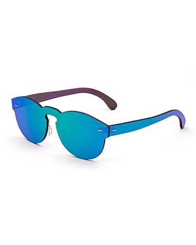 Tuttolente Paloma Sunglasses, Green