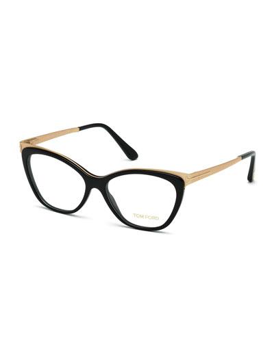 Tom Ford Cat Eye Optical Frame