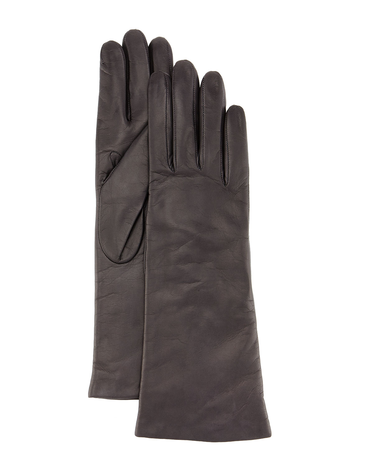 Napa Leather Gloves, Brown