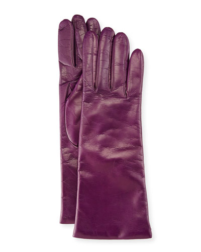 Napa Leather Gloves, Iris