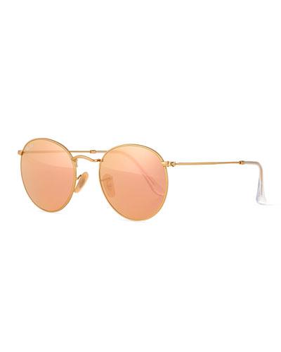 114db822561 Ray-ban Round Wayfarer Sunglasses
