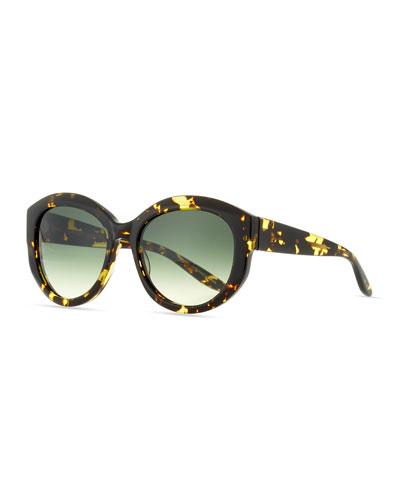 Patchett Tortoiseshell Sunglasses, Julep