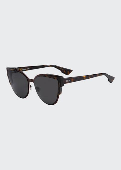 Wildly Dior Cat-Eye Sunglasses