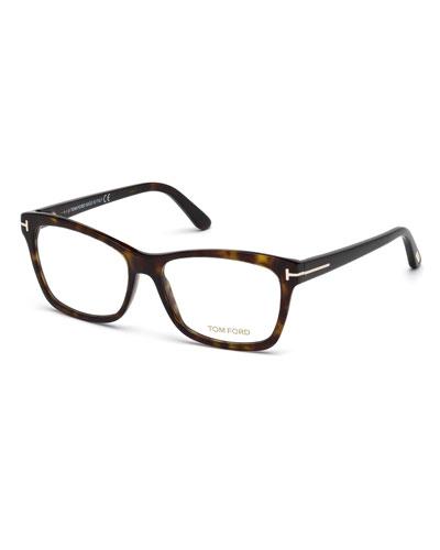 b4dec064ea Tom Ford Squared Eyewear