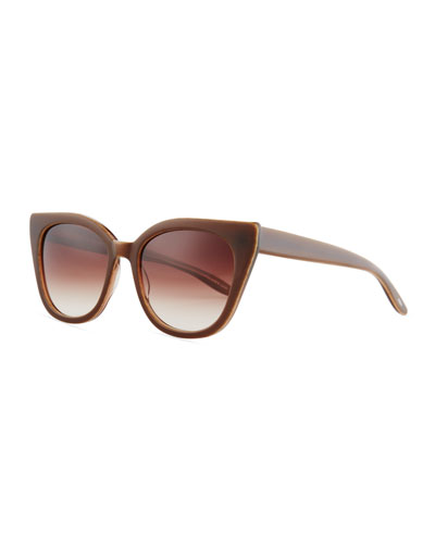 Shirelle Cat-Eye Sunglasses