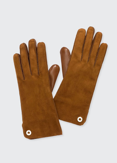 6fe313bae86f Womens Leather Gloves