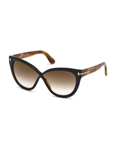 Arabella Cat-Eye Sunglasses