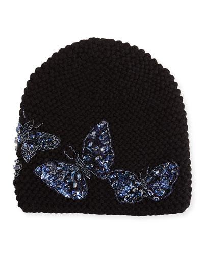 Mariposa Beanie Hat