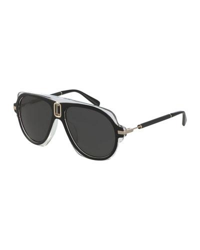 Morgan Aviator Sunglasses
