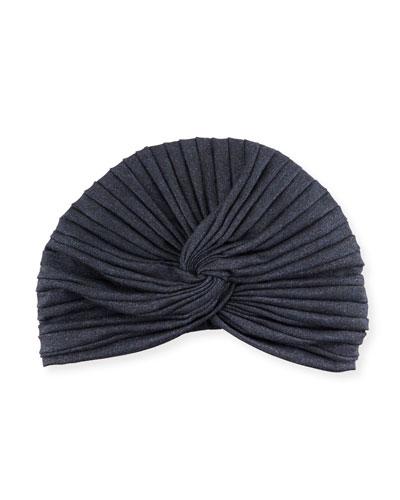 Melange Jersey Turban