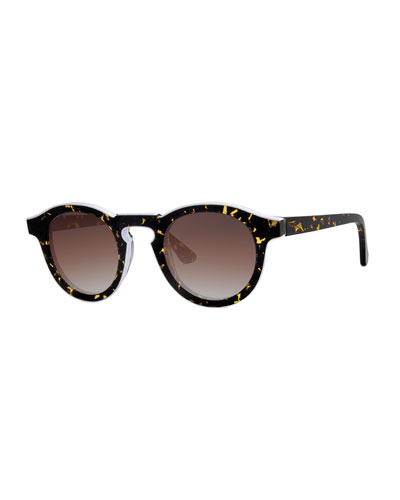 Courtesy Round Sunglasses