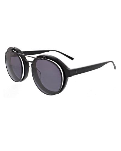 Raquel Round Sunglasses