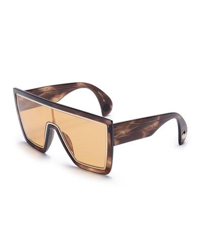 HB-Uno Square Sunglasses