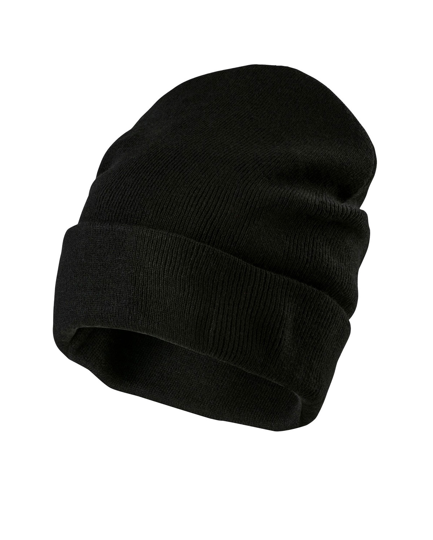 Outdoor Rib-Knit Beanie Hat