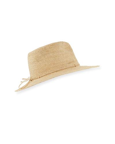 Desmonda Raffia Sun Hat